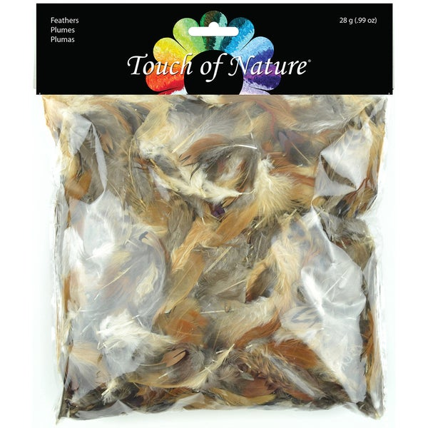 Big Value Pack Feathers-Natural 28 Grams