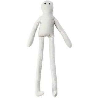 Long Leg Muslin Doll W/Wire 14in