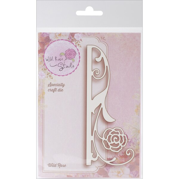 Wild Rose Studio Specialty Die 2inX5.25in-Wild Rose