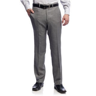 Kenneth Cole New York Grey Wool-blend Suit Separate Pants
