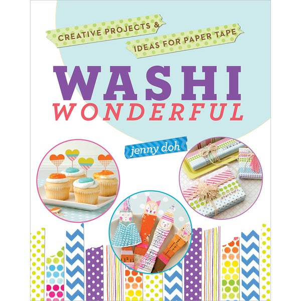 Sterling Publishing-Washi Wonderful