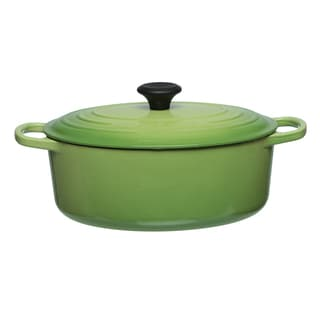 Le Creuset Palm 5-quart Signature Oval French Oven Lidded Pot