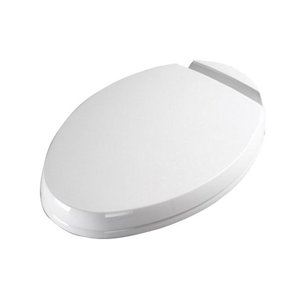 Oval Colonial White Soft Close Toilet Seat
