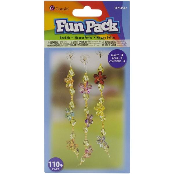 Fun Pack Acrylic Flower Strand Suncatcher Kit