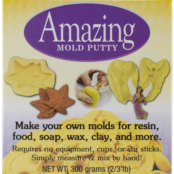 Amazing Mold Putty Kit-.66lb