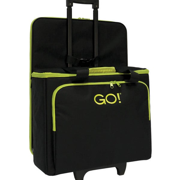 GO! Fabric Cutter Tote & Die Bag-Black