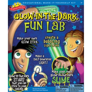 Glow-In-The-Dark Fun Lab Kit