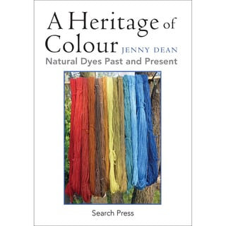 Search Press Books-A Heritage Of Colour