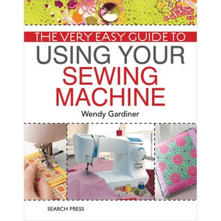 Search Press Books-Using Your Sewing Machine