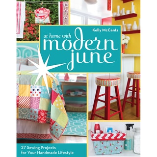 Stash Books-At Home With Modern June