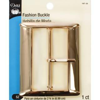 Fashion Buckle -Gold