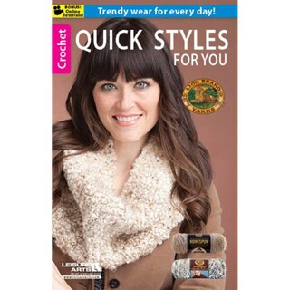 Leisure Arts-Quick Styles For You