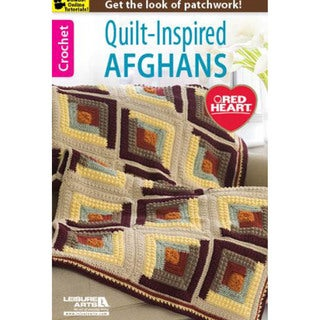 Leisure Arts-Quilt-Inspired Throws