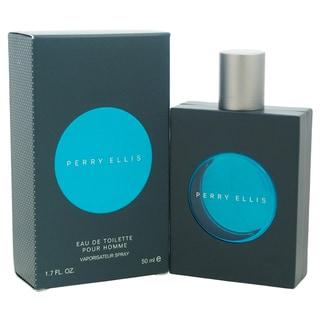 Perry Ellis Pour Homme Men's 1.7-ounce Eau de Toilette Spray