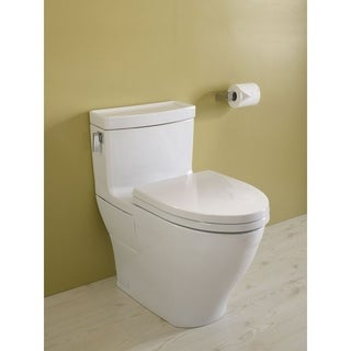 Toto Legato Cotton White 1.28-GPF Toilet