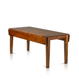 Christopher Knight Home Rectangle Solid Maple Cherry Drop-leaf Table