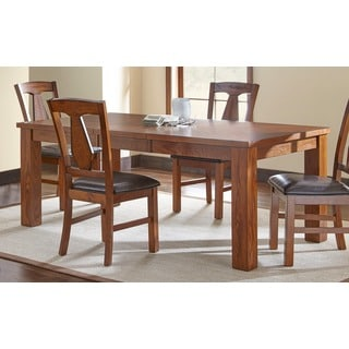 Lansing Burnished Medium Oak 78-inch Dining Table