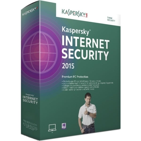 Kaspersky Internet Security 2015 - 3 PC