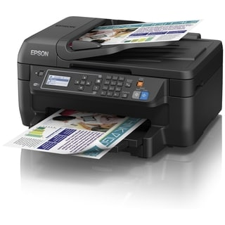 Epson WorkForce 2650 Inkjet Multifunction Printer - Color - Plain Pap