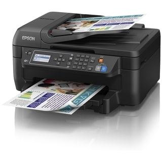 Epson WorkForce 2650 Inkjet Multifunction Printer - Plain Paper Print
