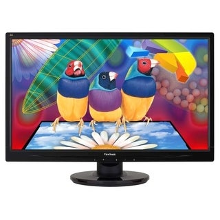 "Viewsonic VA2445m-LED 23.6"" LED LCD Monitor - 16:9 - 5 ms"