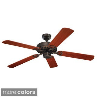 Ornate 52-inch 5-blade Ceiling Fan