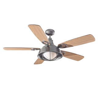 Morton 52-inch Oil Rubbed Bronze Ceiling Fan