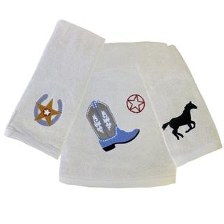 Saturday Knight Rodeo 3-piece Towel Set