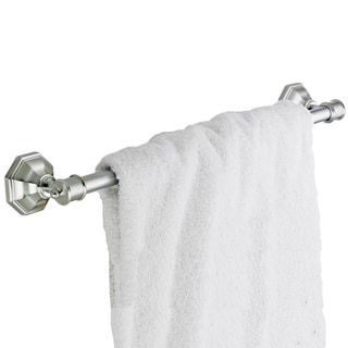 Kathryn Smooth chrome 18-inch Towel Bar
