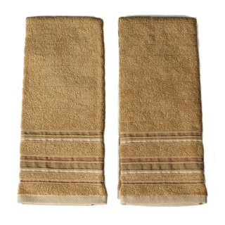 Saturday Knight Basma Hand Towels (Set of 2)