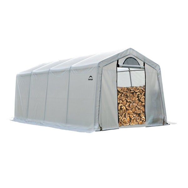 Shelterlogic 90397 Clear Pe Cover Seasoning Shed