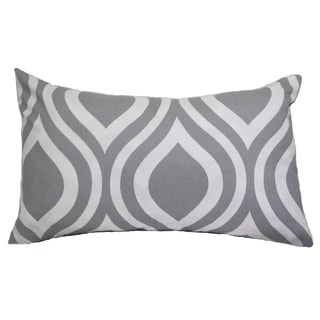 12 x 20-inch Emily Teardrop Pillow Cover
