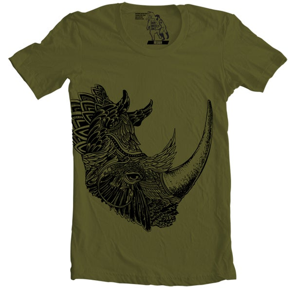Men's Cotton Rhino Chief T-Shirt