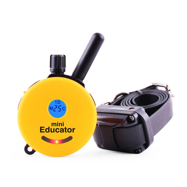 ET-300TS/302TS Series Mini Educator E-Collar Remote Trainer