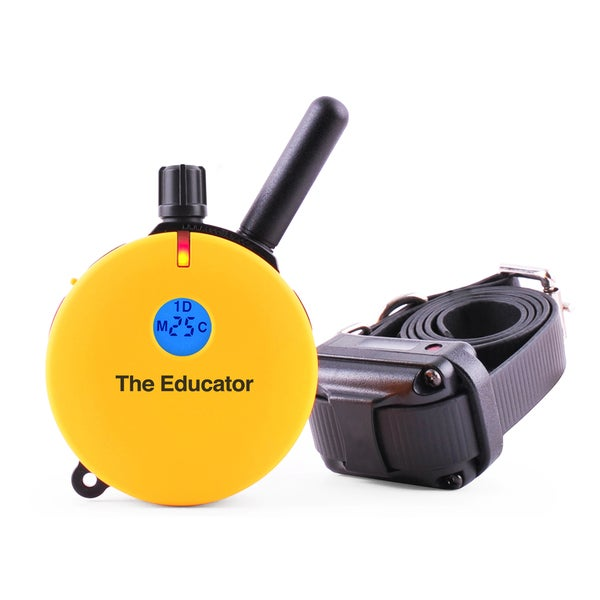 ET-400TS/402TS Series Educator E-Collar 3/4-mile Remote Trainer