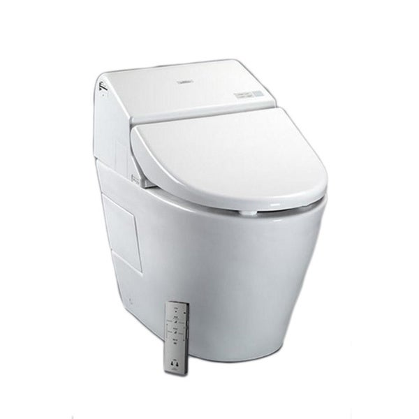 Toto G500 Sedona Beige Washlet Intergrated Toilet