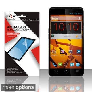 INSTEN Clear/ Anti-glare Fingerprint Free LCD Screen Protector for ZTE Max N9520