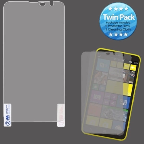 INSTEN Clear/ Anti-glare Fingerprint Free Screen Protector for Nokia Lumia 1520/ Lumia 1320