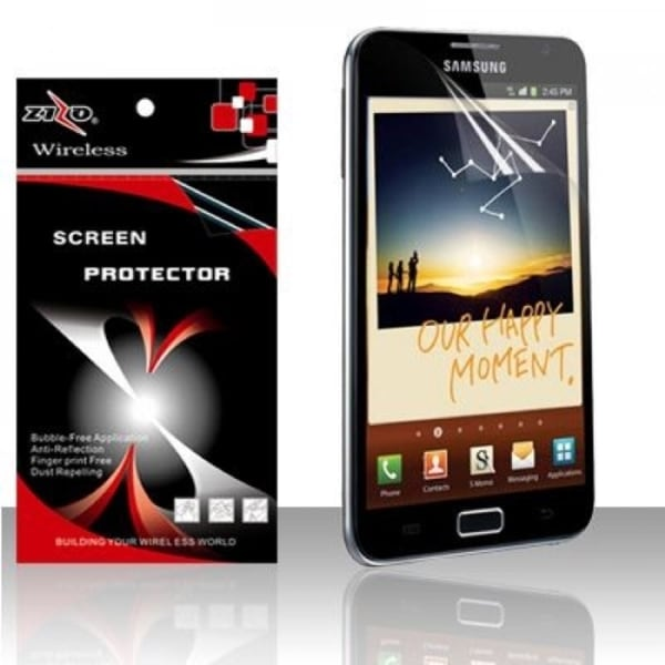 INSTEN Clear Scratch Free Screen Protector for Samsung Galaxy Note 3 mini (Pack of 2)