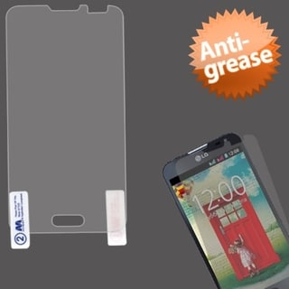 INSTEN Clear Anti-glare Screen Protector for LG Optimus L70/ Exceed II Dual D325