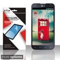 BasAcc Clear Anti-Glare Scratch Free Screen Protector for LG Optimus L90 D415