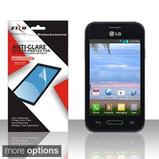 BasAcc Clear LCD Scratch Free Screen Protector for LG Optimus Zone 2 VS415PP