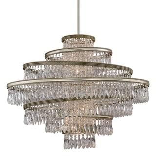 Corbett Lighting Diva 7-light Silver Pendant