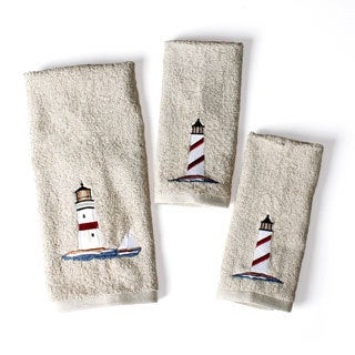 Saturday Knight Harbor Cove 3-piece Towel Set