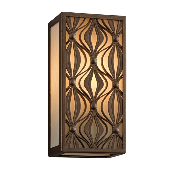 Corbett Lighting Mambo 2-light Bronze Wall Sconce