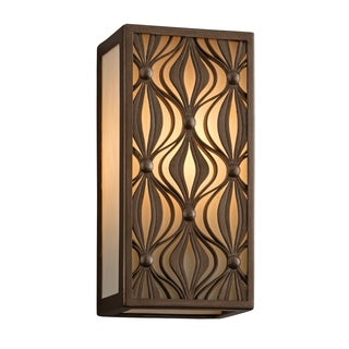 Mambo 2-light Bronze Wall Sconce