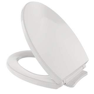 Toto Colonial White Elongated Soft-close Toilet Seat