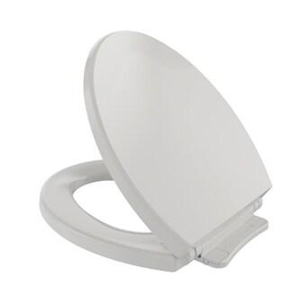 Toto Colonial White Round Soft-close Toilet Seat