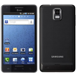 Samsung SGH-i997 Infuse 4G Unlocked Android 16GB 8MP 4.5-inch World Smartphone (Refurbished)
