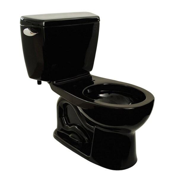 Toto Drake Drake Ebony Two-piece Toilet